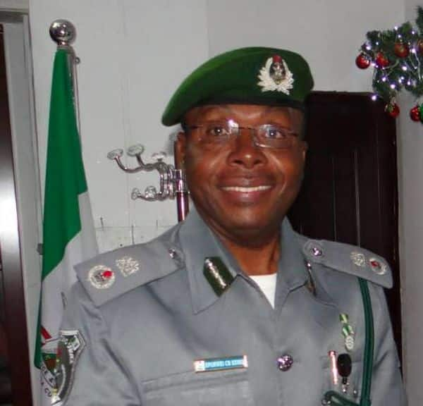 Nigeria custom service ranks and salary