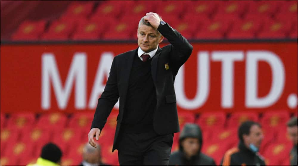 Ole Gunnar Solskjaer: Man United boss told he will get fired if United lose to Everton