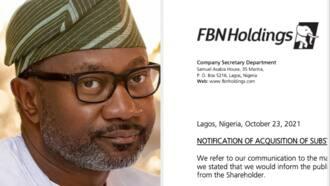 Following an earlier denial, First Bank Holding confirms Femi Otedola as a 'significant' shareholder