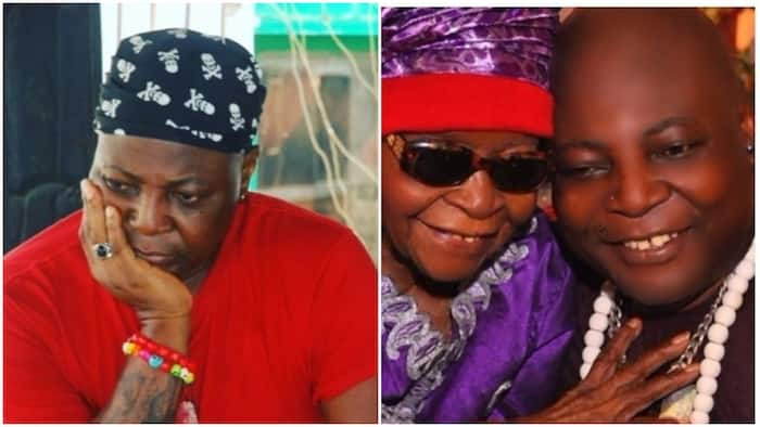 Image result for Charly Boy Loses His Mum, Mrs Margaret Ntianu Oputa At The Age Of 101