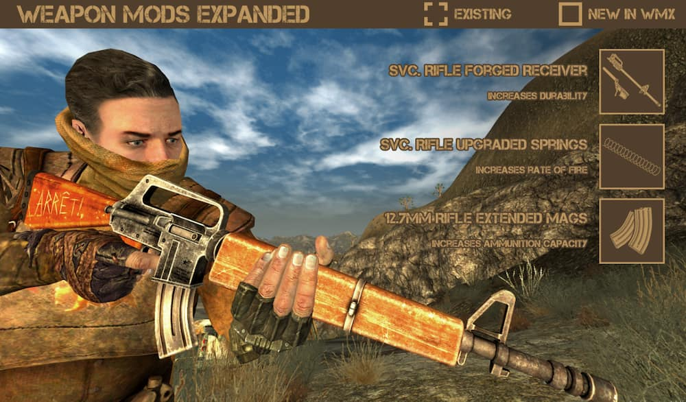fallout new vegas essential mods