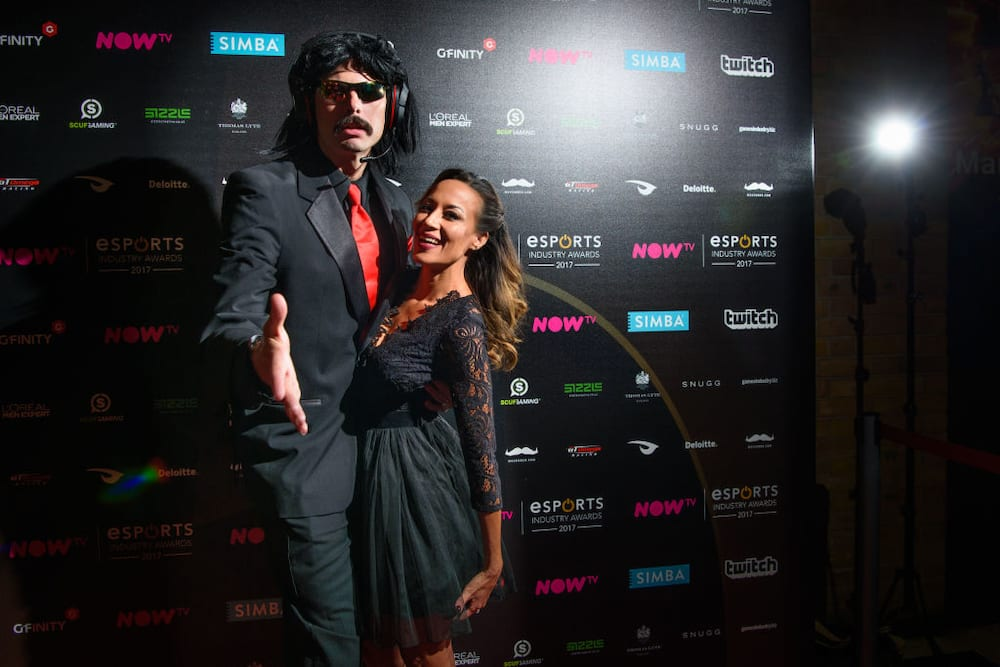 Dr Disrespect wife Mrs Assassin bio: age, height, real name