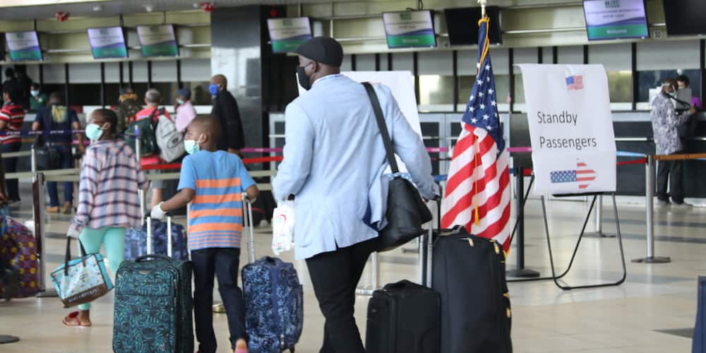 Lady shows Nigerians legit way to travel abroad with little cash, says they don't need millions