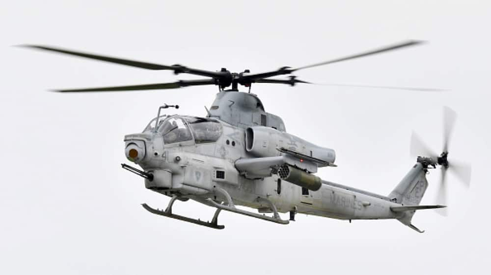 AH-1 Cobra attack helicopter