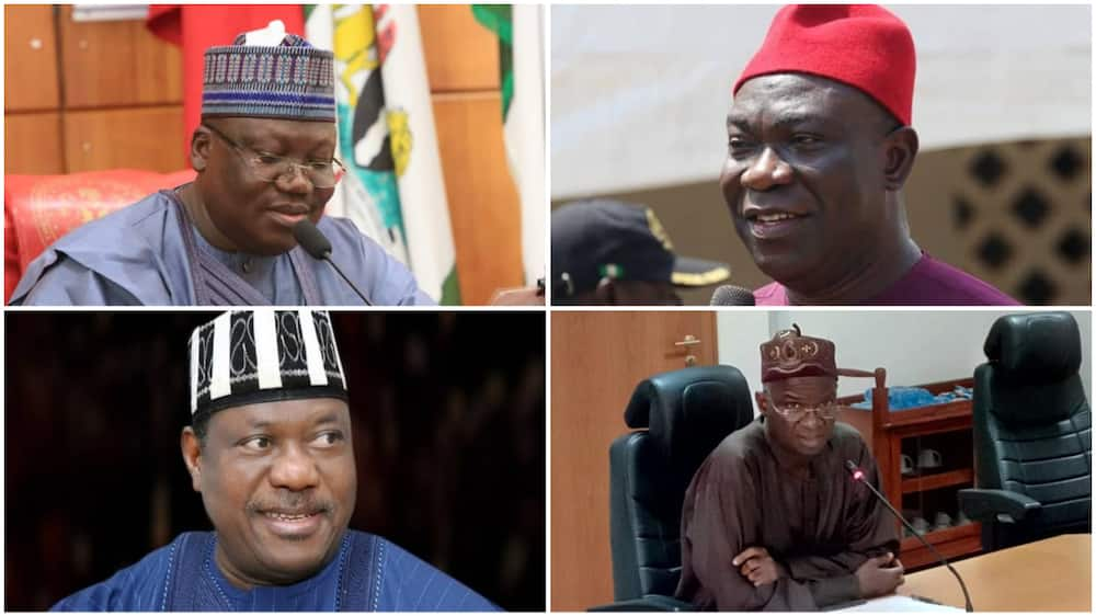 Lawan, Fashola and 18 Other Prominent Nigerian Politicians Who Have Been in Government since 1999