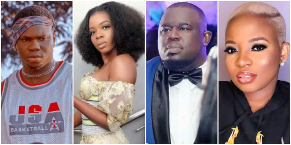 7 Nigerian celebrities who have cheated death in January 2021