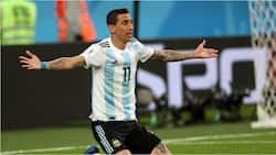 Why Di Maria broke down in tears after Real Madrid sent a letter to Argentina in 2014