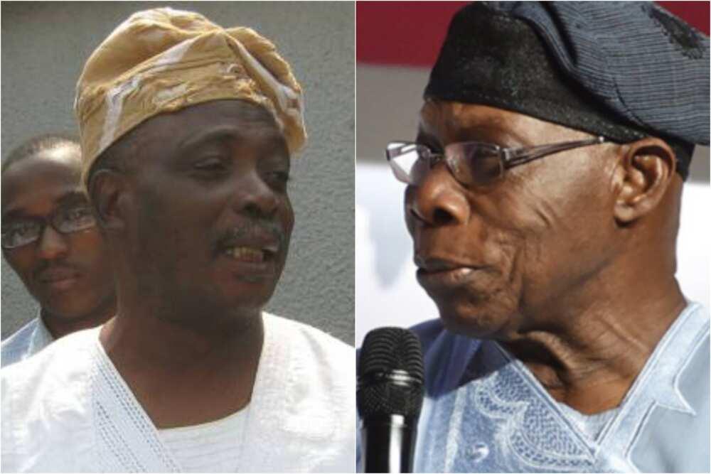 Ladoja ya mayar wa Obasanjo martani