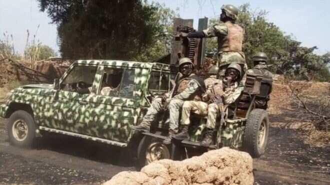 Zaratan Sojojin Najeriya sun mayar da biki a kan mayakan Boko Haram a Borno - Latest News in Nigeria & Breaking Naija News 24/7   LEGIT.NG