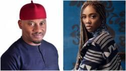 Tiwa's leaked tape - Yul Edochie speaks, tells musician she's an inspiration, Nigerians react