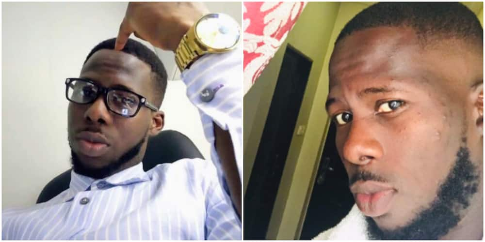 Nigerian man sets eating etiquettes for women on dates