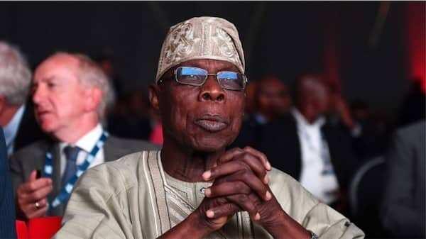 Da duminsa: 'Yan bindiga sun sace ma'aikatan Obasanjo 3 bayan yi wa motarsu luguden wuta