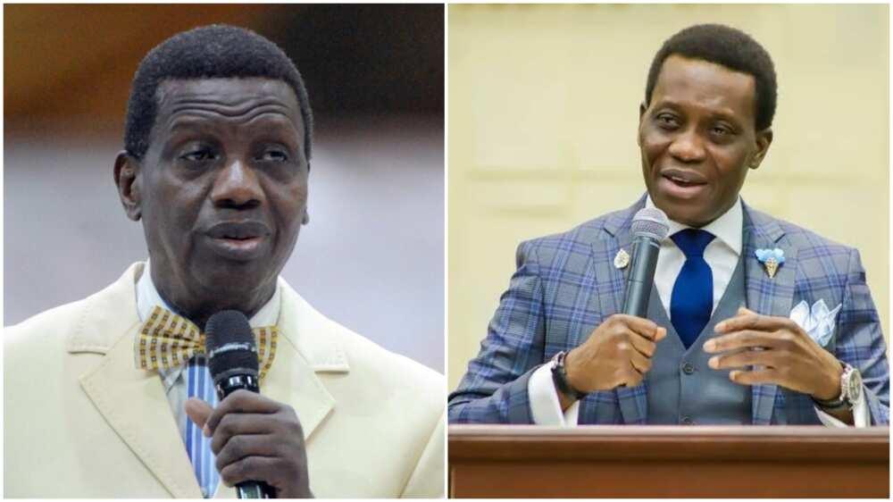 Muslim Prayer Group, NASFAT, Sends Message to Pastor Adeboye over Son's Death