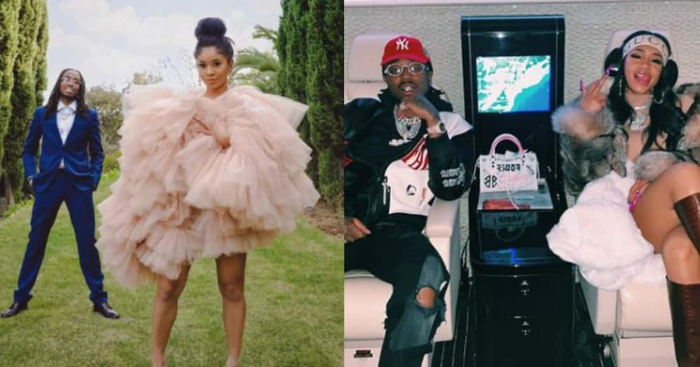 Quavo, Saweetie Were Involved in Physical Altercation Before Public Breakup