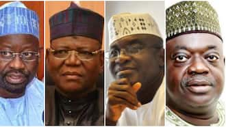 List: David Mark, 6 other top northerners that could emerge as PDP national chairman