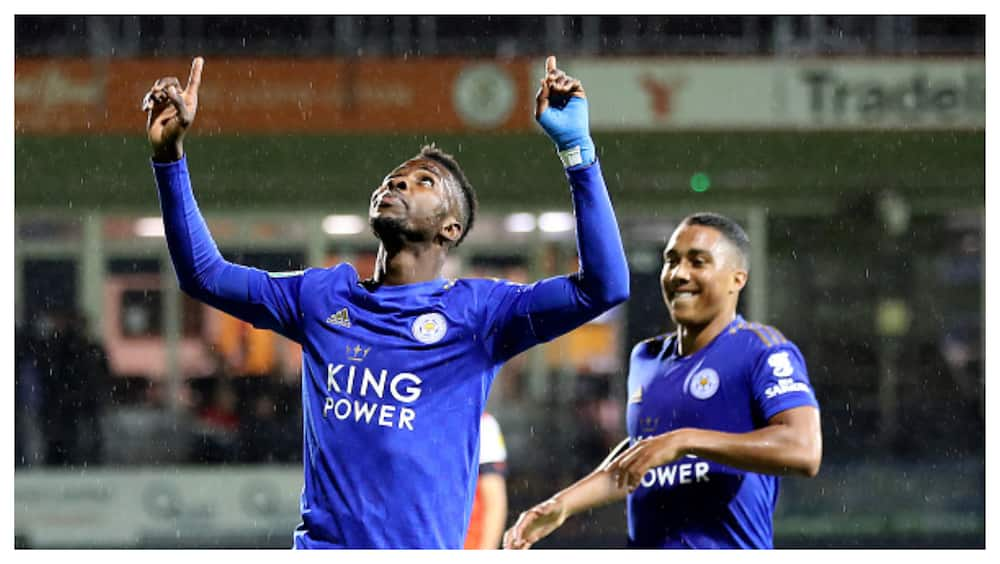 Iheanacho Opens up on Challenges He Faced When He Joined Leicester From Man City