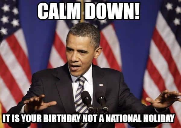 Happy birthday to my cousin