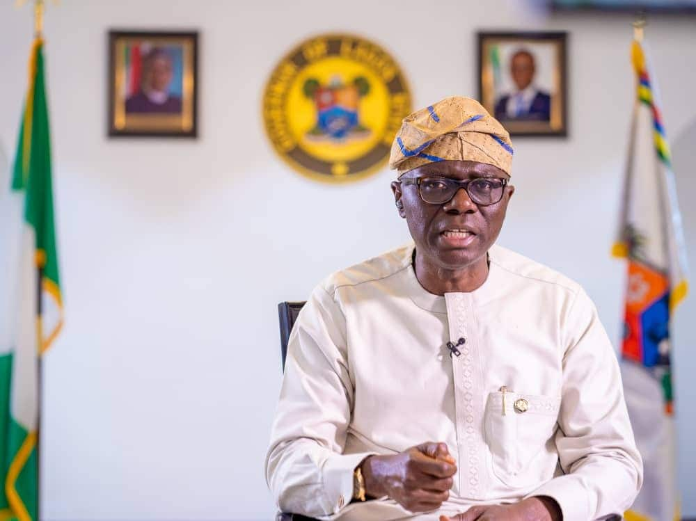 This is my position about imposing second lockdown in Lagos - Governor Sanwo-Olu