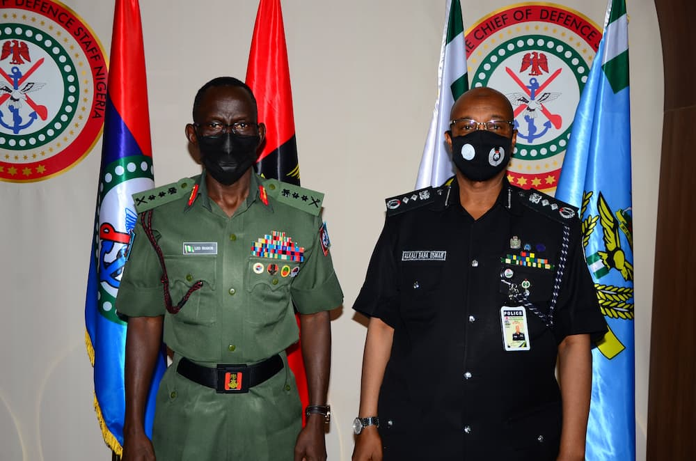 Commotion As Unknown Gunmen Attack Another Police Station in Southeast