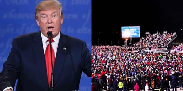 US election: Trump thanks supporters, promises not to let them down