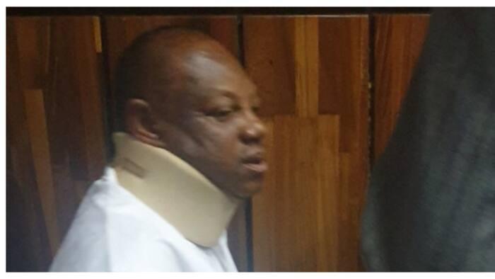 EFCC arraigns ex-Amnesty boss Boroh over N975m fraud (photo)