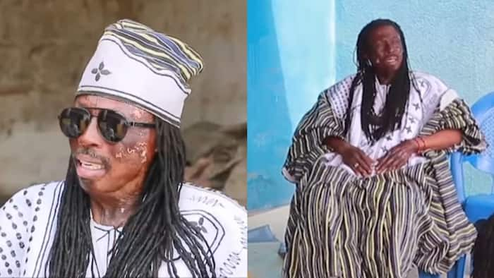 There's nothing like blood money, it's a lie - Traditionalist reveals what he uses for sacrifice