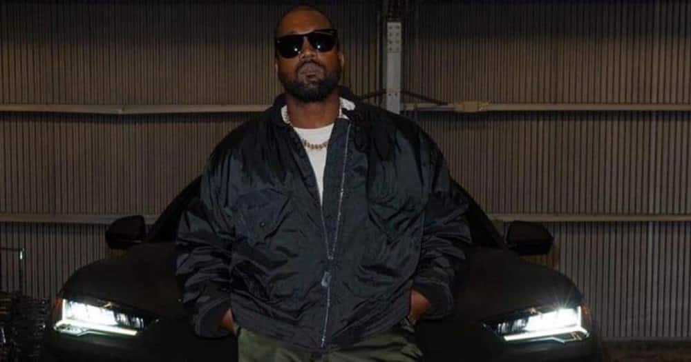 I won't release music until I own my masters - Kanye West