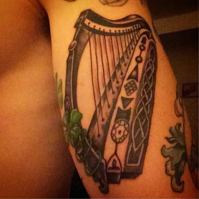 807684669 Top 50 cool Irish tattoos ideas for men and women ▷ Legit.ng