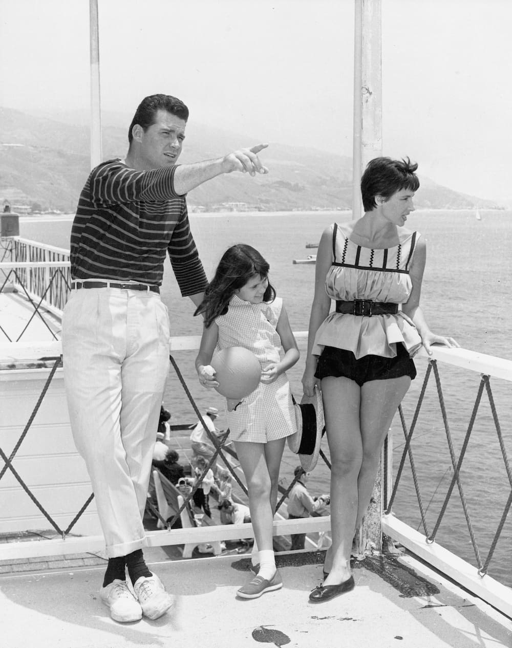 James Garner wife and daughters