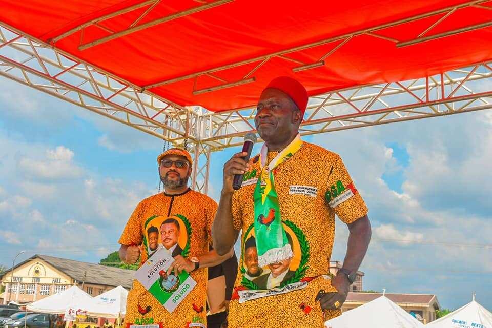 Anambra 2021: Supreme Court Affirms Soludo as APGA's Governorship Candidate