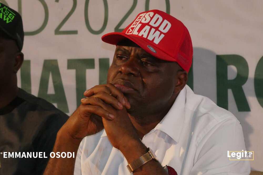 Douye Diri: Bayelsa governor loses elder sister, Madam Elizabeth Carter, in Lagos