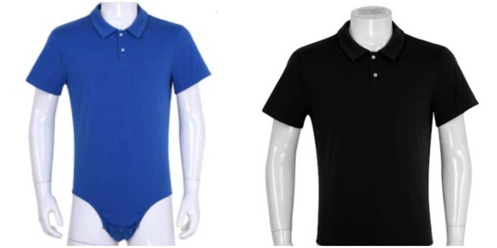 Bodysuits for men.