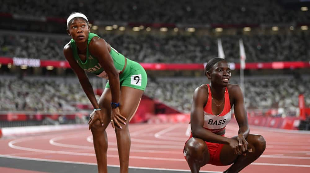 Heartbreak for Nigerian at Tokyo Olympics As Another Impressive Star Crashes Out of the Games