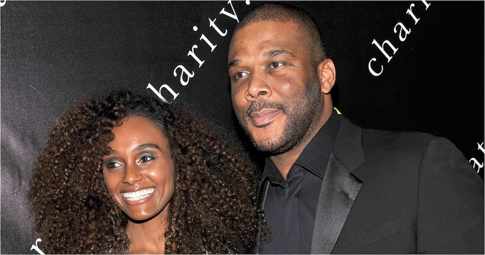 Tyler Perry: X facts about his long-term partner X
