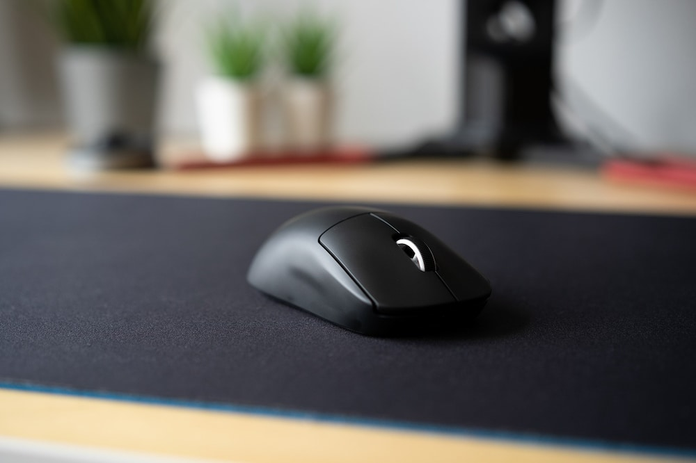 washing a mousepad