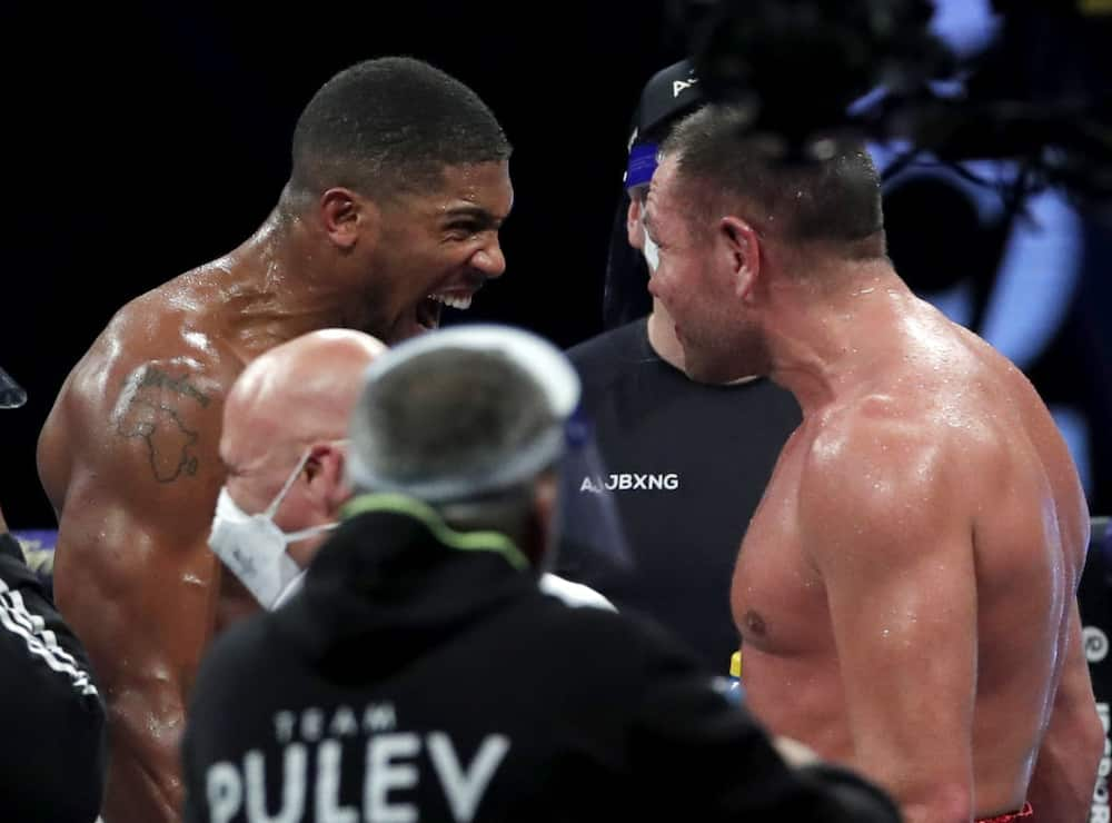 Anthony Joshua drops retirement hints ahead of anticipated fight against Tyson Fury