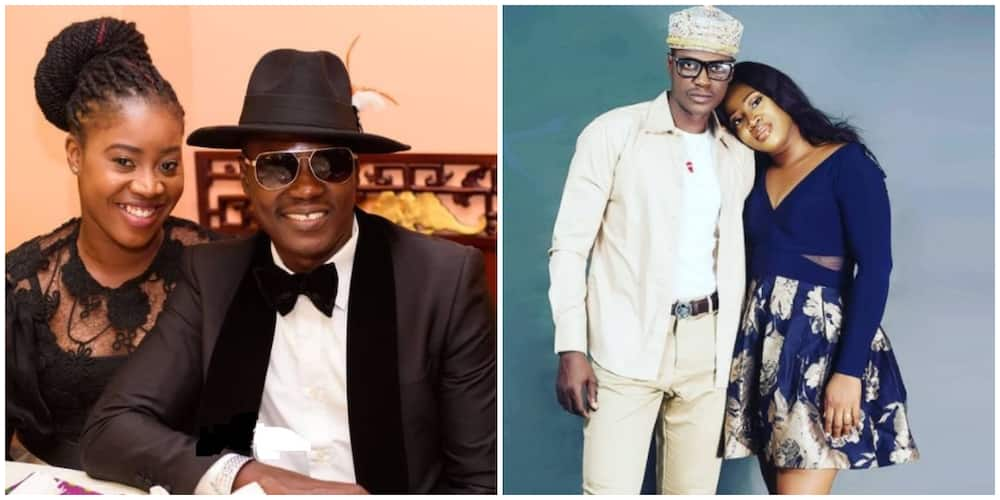 Photos of Sound Sultan and wife.
