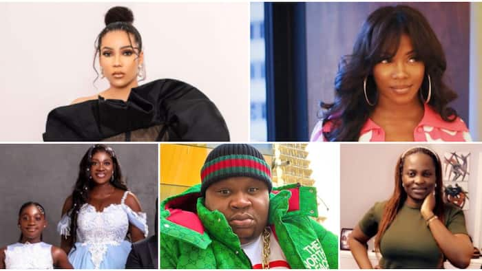BBN Maria, Mercy Johnson and 8 other celebrities who made scandalous headlines in October