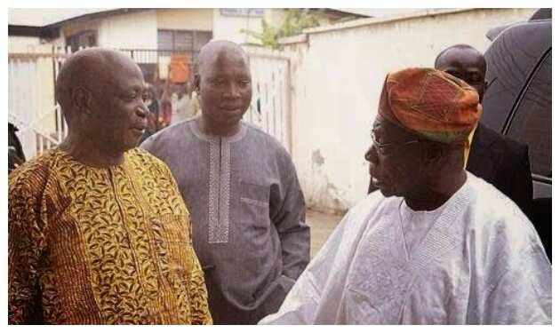 Ladoja's ungrateful caused him impeachment, says Obasanjo