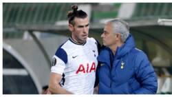 Mourinho 'attacks' Tottenham star for social media post after FA Cup loss to Everton