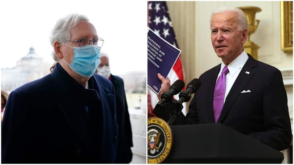 US politics: Republican senator accuses Biden of taking wrong actions on day 1