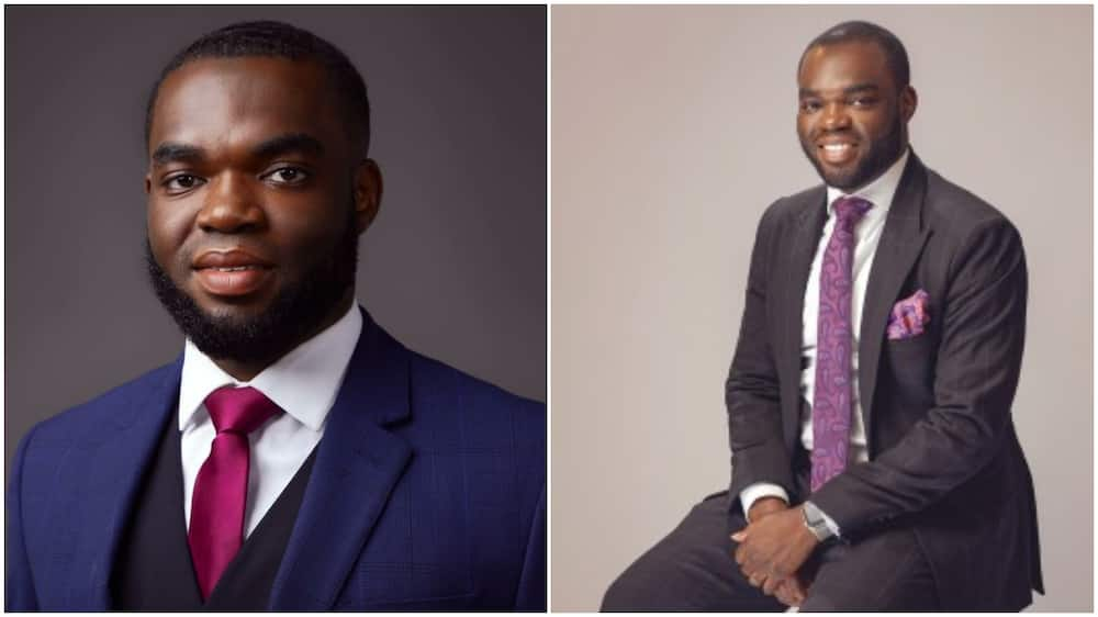 After bagging 2 first class degrees in Nigeria, young man gets same in UK, now a PhD holder