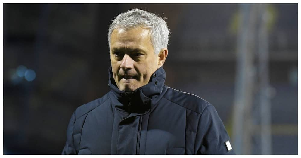 Deflated Jose Mourinho Issues Heartfelt Apology to Fans After Shock Europa League Exit