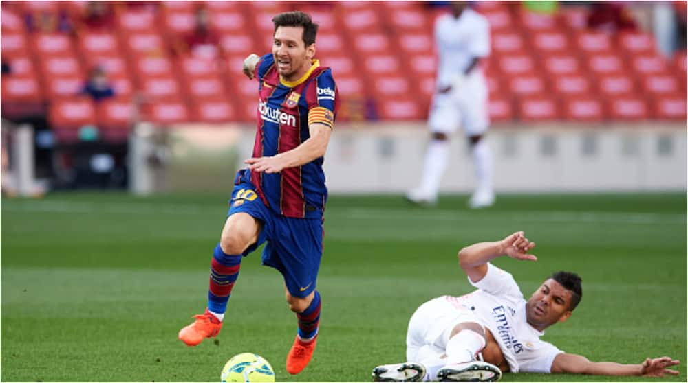 Lionel Messi: Barcelona captain fails to score in El Clasico since Ronaldo left Real Madrid