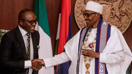 Petroleum industry reforms will not be rushed by this administration - Buhari declares (photos)