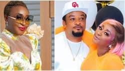 """Actress Ini Edo shows off handsome """"mystery"""" man on social media"""