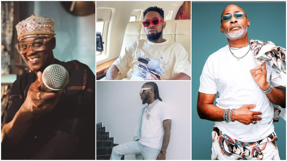 Celebrate me while I'm still alive: Sound Sultan posts on Patoranking, Burna Boy and RMD stir reactions