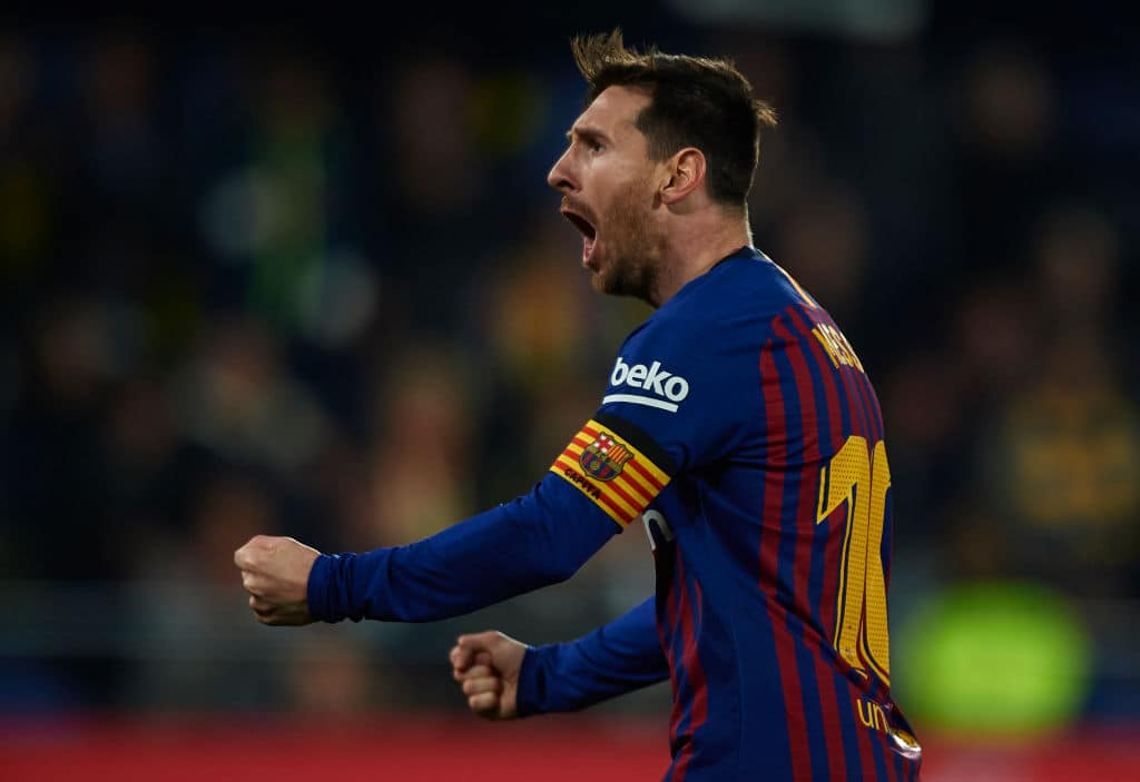 Lionel Messi beats Cristiano Ronaldo to become new European goal king