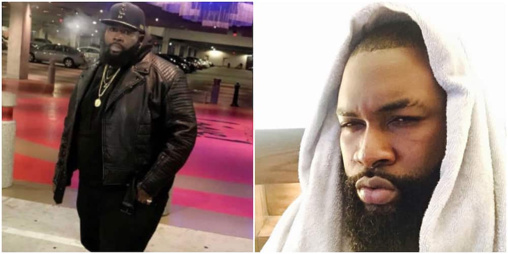 Davido's hypeman Special Spesh says men should do everything with women