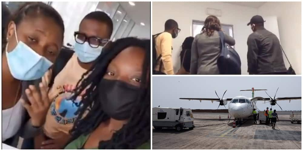 Outrage as Lady and 3 Others Get Deported from Cape Verde Because of Their Nigerian Passports